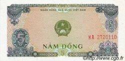 5 Dong VIET NAM  1976 P.081b SPL