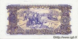 10 Dong VIET NAM  1976 P.082a pr.SUP
