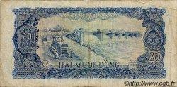 20 Dong VIET NAM  1976 P.083a B à TB