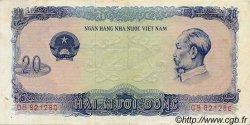 20 Dong VIET NAM  1976 P.083a TTB+