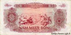 50 Dong VIET NAM  1976 P.084a TB à TTB