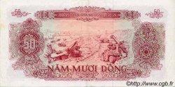 50 Dong VIET NAM  1976 P.084a SUP