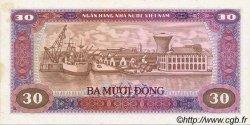 30 Dong VIET NAM  1981 P.087s pr.NEUF
