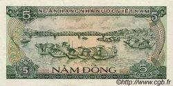 5 Dong VIET NAM  1985 P.092a SPL