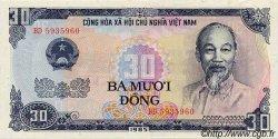 30 Dong VIET NAM  1985 P.095a SPL