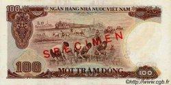 100 Dong VIET NAM  1985 P.098s SUP+