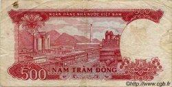 500 Dong VIET NAM  1985 P.099a TB