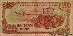 200 Dong VIET NAM  1987 P.100a B à TB
