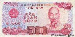 500 Dong VIET NAM  1988 P.101a TB+ à TTB