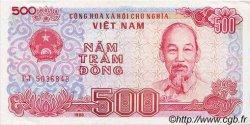 500 Dong VIET NAM  1988 P.101a pr.SPL