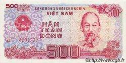 500 Dong VIET NAM  1988 P.101a pr.NEUF