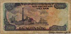 2000 Dong VIET NAM  1987 P.103a B à TB