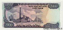 2000 Dong VIET NAM  1987 P.103a NEUF