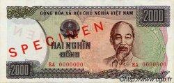 2000 Dong VIET NAM  1987 P.103s SPL