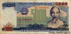 5000 Dong VIET NAM  1987 P.104a TB à TTB