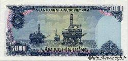 5000 Dong VIET NAM  1987 P.104a SPL