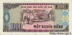 1000 Dong VIET NAM  1988 P.106a SUP