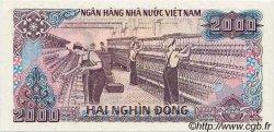 2000 Dong VIET NAM  1988 P.107a NEUF