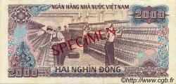 2000 Dong VIET NAM  1988 P.107s SUP+