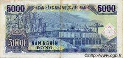 5000 Dong VIET NAM  1991 P.108a SUP