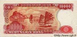 10000 Dong VIET NAM  1990 P.109a TTB+
