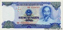 20000 Dong VIET NAM  1991 P.110a pr.SPL