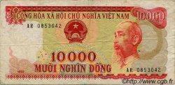 10000 Dong VIET NAM  1993 P.115a TB