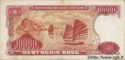 10000 Dong VIET NAM  1993 P.115a TTB+