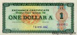 1 Dollar VIET NAM  1982 P.FX8 SPL