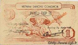 1 Dong VIET NAM  1949 P.-- SUP