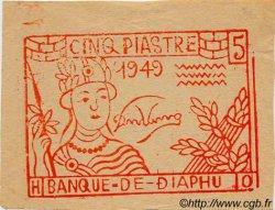 5 Piastres VIET NAM  1970 P.-- SPL