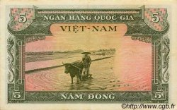 5 Dong VIET NAM SUD  1955 P.002a SUP