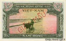 5 Dong VIET NAM SUD  1955 P.002s NEUF