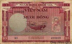 10 Dong VIET NAM SUD  1955 P.003a TB