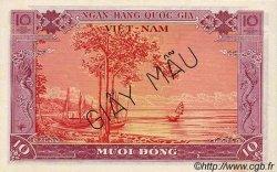10 Dong VIET NAM SUD  1955 P.00s pr.NEUF