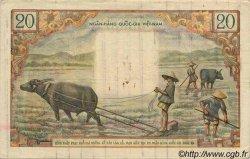 20 Dong VIET NAM SUD  1956 P.004a TB+