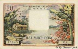 20 Dong VIET NAM SUD  1956 P.004a SPL