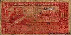 10 Dong VIET NAM SUD  1962 P.005a B+