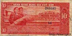 10 Dong VIET NAM SOUTH  1962 P.005a F