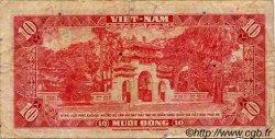 10 Dong VIET NAM SUD  1962 P.005a TB