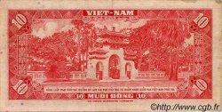 10 Dong VIET NAM SUD  1962 P.005a TTB