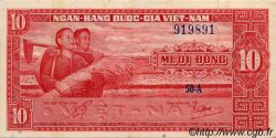 10 Dong VIET NAM SUD  1962 P.005a SUP