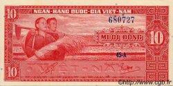 10 Dong VIET NAM SUD  1962 P.005a pr.NEUF