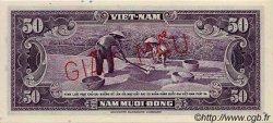 50 Dong VIET NAM SUD  1956 P.007s pr.NEUF