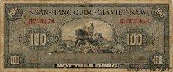 100 Dong VIET NAM SUD  1955 P.008a pr.TB
