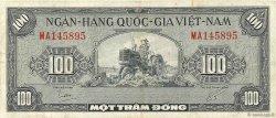 100 Dong VIET NAM SUD  1955 P.008a TTB