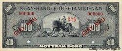 100 Dong VIET NAM SUD  1955 P.008s NEUF