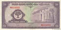 200 Dong VIET NAM SUD  1958 P.009a SUP+
