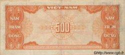 500 Dong VIET NAM SUD  1955 P.010a TB+ à TTB