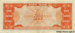 500 Dong VIET NAM SUD  1955 P.010a TTB+